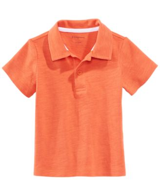 Cotton Polo, Baby Boys, Created for Macy's