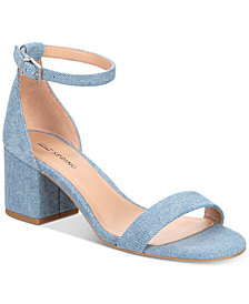 Call It Spring Stangarone Block-Heel Sandals