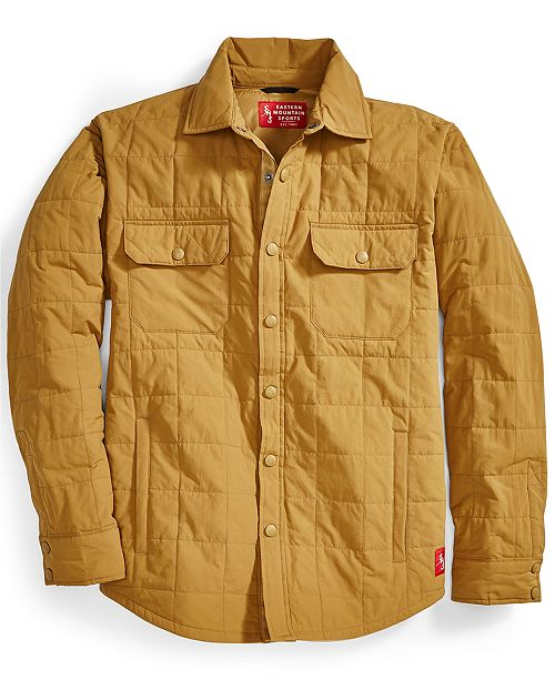 Eastern Mountain Sports EMS® Men's Adirondack Quilted Shirt Jacket