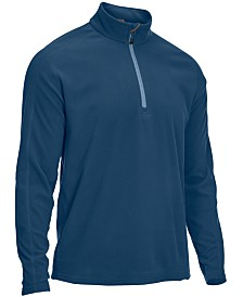 EMS® Men's Classic Polartec® Microfleece 1/4-Zip Sweatshirt