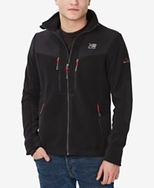 Karrimor Men's Hoolie Fleece Jacket from Eastern Mountain Sports