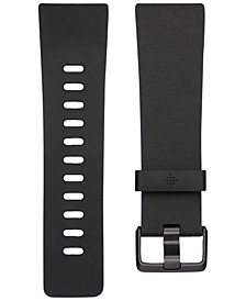 Versa™ Classic Black Elastomer Accessory Band