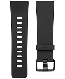 Fitbit Versa™ Classic Black Elastomer Accessory Band