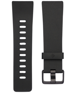 Fitbit VERSA CLASSIC BLACK ELASTOMER ACCESSORY BAND