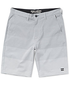 Billabong Crossfire X Faderade Shorts, Little Boys