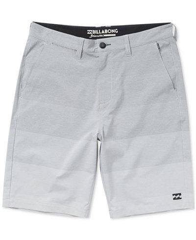 Billabong Crossfire X Faderade Shorts, Little Boys