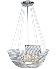Zeev Lighting Monarch 6-Light Chandelier