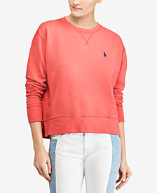 Polo Ralph Lauren Lightweight Fleece Sweatshirt