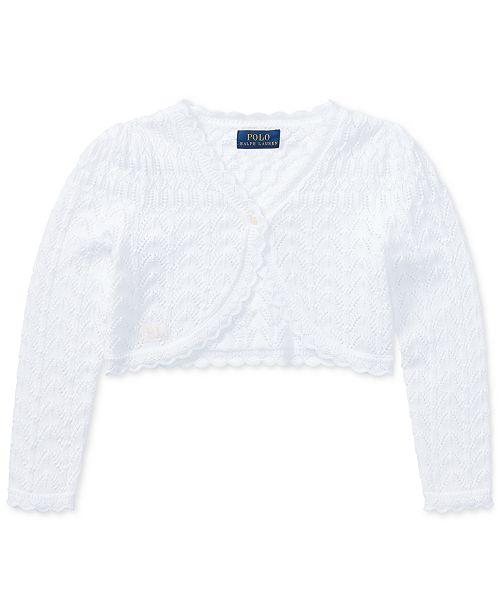 d4d600986 Polo Ralph Lauren. Cotton Cardigan
