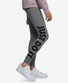 Nike Leg-A-See High-Waist Leggings