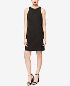 Betsey Johnson Scuba Shift Dress
