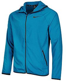 Nike Men's Flex Hooded Training Jacket