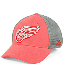 adidas Detroit Red Wings Geno Flex Cap