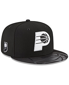 New Era Indiana Pacers Back 1/2 Series 9FIFTY Snapback Cap