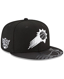 New Era Phoenix Suns Back 1/2 Series 9FIFTY Snapback Cap