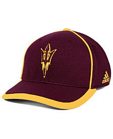 adidas Arizona State Sun Devils Piping Hot Adjustable Cap