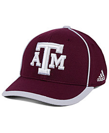 adidas Texas A&M Aggies Piping Hot Adjustable Cap
