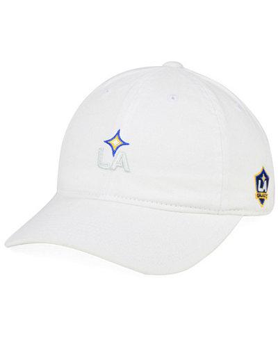 adidas LA Galaxy Partial Logo Dad Cap