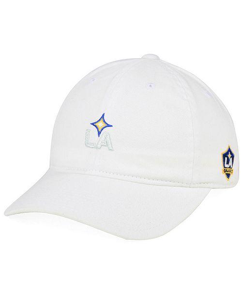LA Galaxy Partial Logo Dad Cap