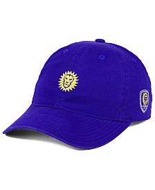 adidas Orlando City SC Partial Logo Dad Cap
