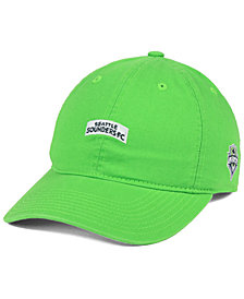 adidas Seattle Sounders FC Partial Logo Dad Cap