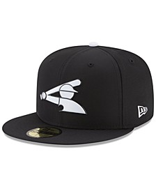 Boys' Chicago White Sox Batting Practice Prolight 59FIFTY FITTED Cap