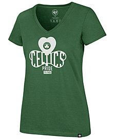 '47 Brand Women's Boston Celtics Local Graphic T-Shirt
