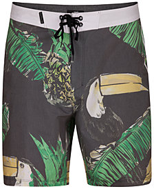 "Hurley Men's Toucan 18"" Board Shorts"