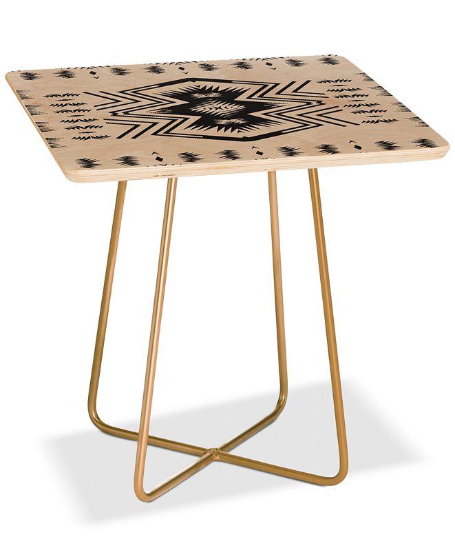 Deny Designs Holli Zollinger Colorado Canvas Side Table