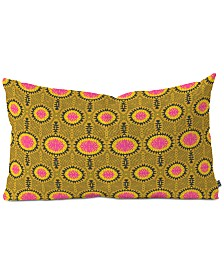 Deny Designs Holli Zollinger Zebrini Tribal Mambo Throw Pillow