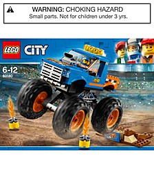 City Monster Truck 60180