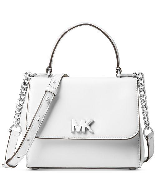 Mott mini satchel - Black Michael Michael Kors L1NV9Sni2