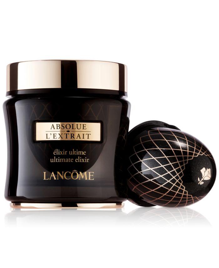 Lancôme Absolue L'Extrait Refillable Ultimate Elixir Day Cream & Reviews - Shop All Brands - Beauty - Macy's