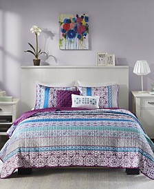 Intelligent Design Joni 4-Pc. Twin/Twin XL Coverlet Set