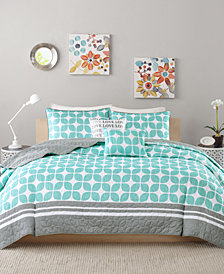 Intelligent Design Lita 4-Pc. Twin/Twin XL Coverlet Set