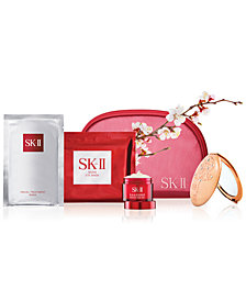 Receive a Complimentary 5-Pc. gift with any $450 SK-II purchase