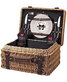 Mickey & Minnie Mouse Champion Picnic Basket