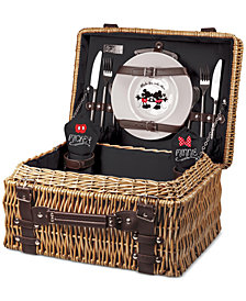 Picnic Time Mickey & Minnie Mouse Champion Picnic Basket