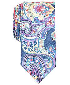 Tallia Men's Magnus Paisley Slim Tie