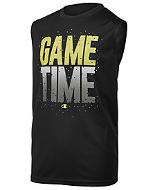 Champion Game Time-Print Tank, Little Boys