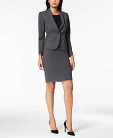 Executive Collection 3-Pc. Pants & Skirt Suit Set, Created for Macy's