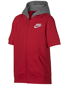 Nike Sportswear Zip-Up Hoodie, Big Boys