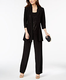 dressy pants suits - Shop for and Buy dressy pants suits Online - Macy\'s