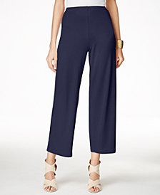 Alfani Petite Culotte Pants, Created for Macy's