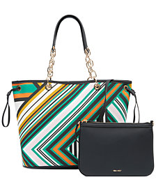 Nine West Ziah Extra-Large Tote
