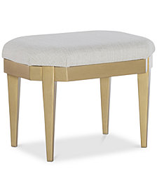 Rachael Ray Chelsea Kids Upholstered Stool
