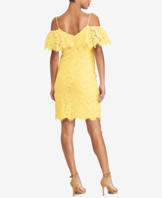 off the shoulder ralph lauren dress ralph lauren clothing clearance