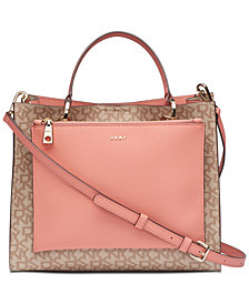 DKNY Mott Signature Tote, Created for Macy's