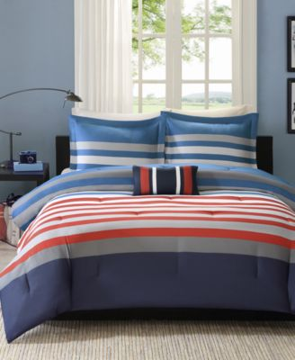 Kyle 4-Pc. Full/Queen Comforter Set