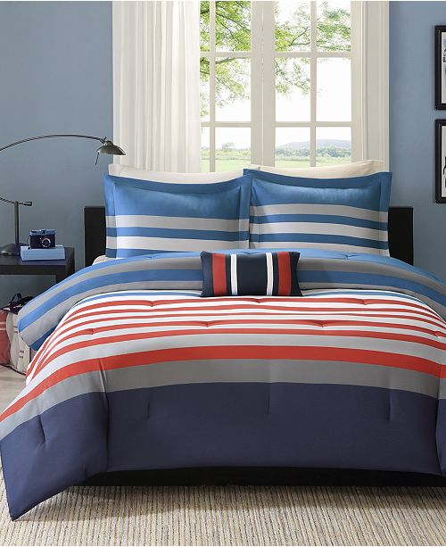 Mi Zone Kyle 3-Pc. Twin/Twin XL Comforter Set